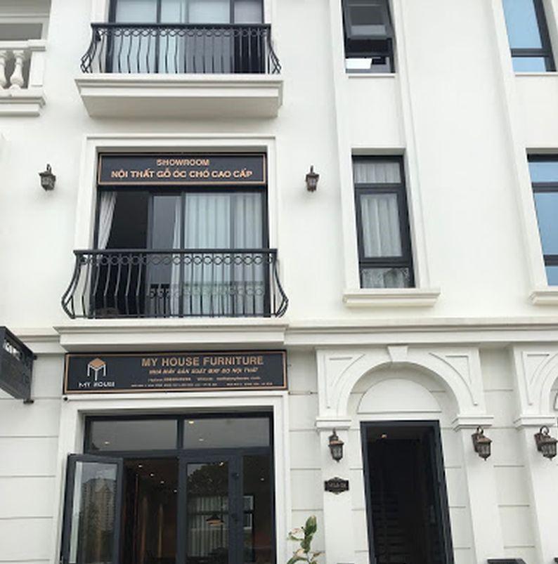 Văn phòng nội thất My House Tại Vinhomes Green Bay, Hà Nội - 3
